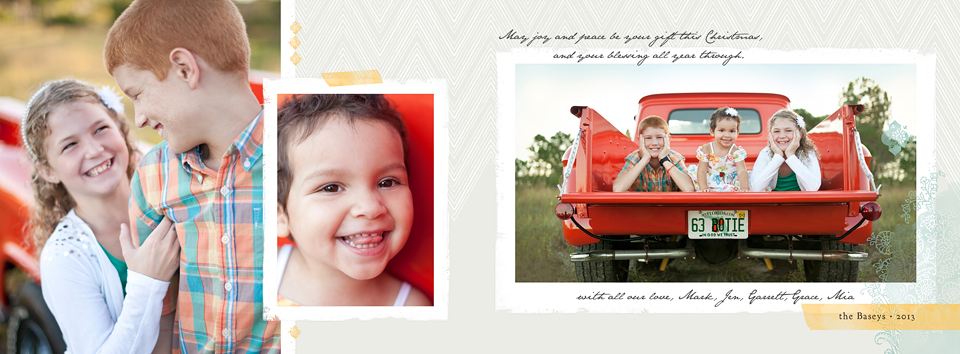 Megan DiPiero Photography {Holiday Family Portrait Promo}