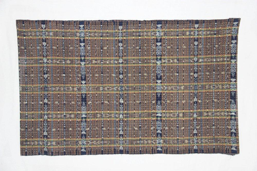 Corte ceremonial Salcajá, Quetzaltenango Colección Museo Ixchel (MI-04040)
