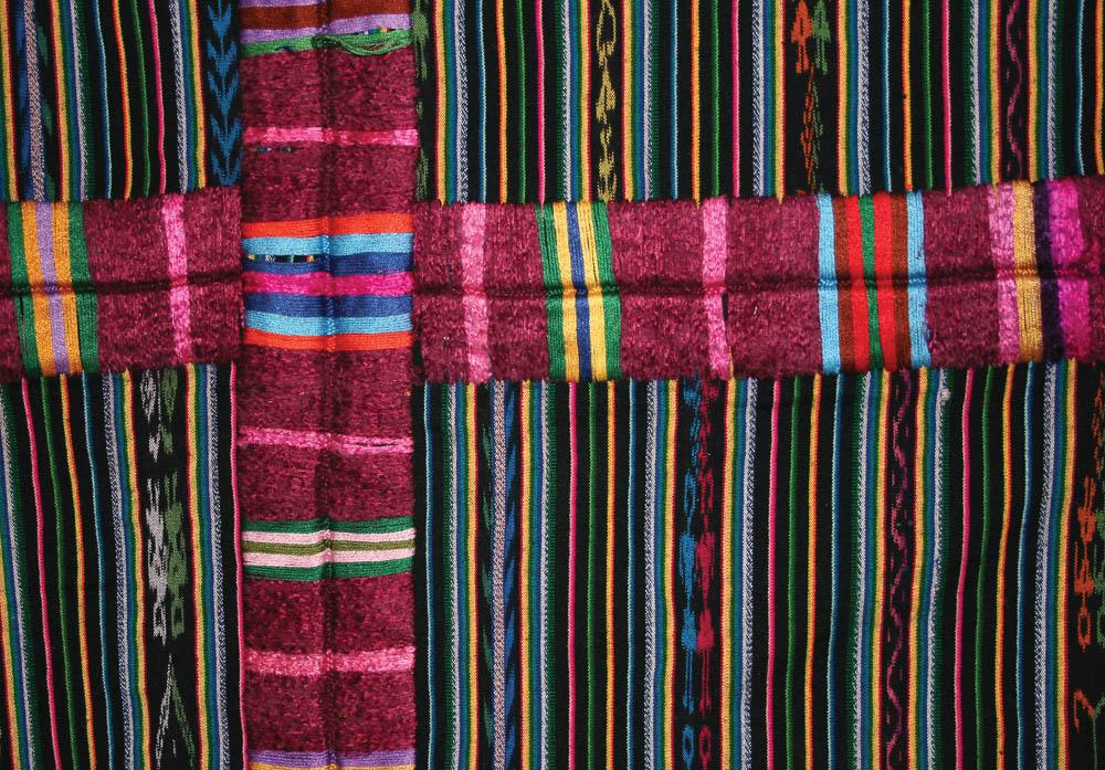 Detalle de randa corte Chichicastenango, Quiché MI-0518 ©Archivo Fotográfico Museo Ixchel del Traje Indígena Fotógrafo. Anne Girard