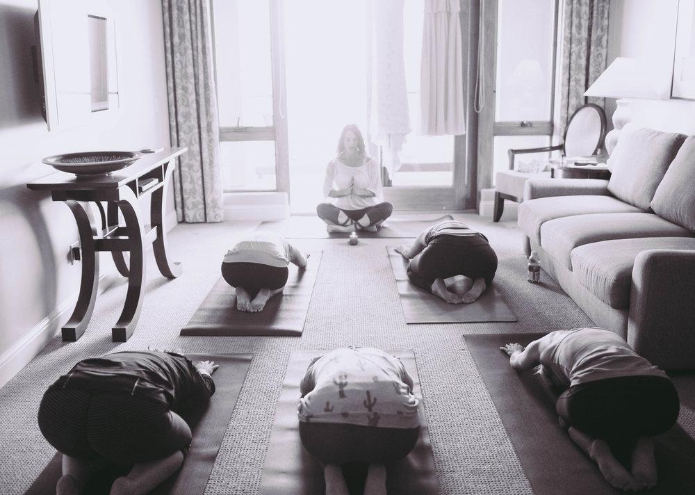 Bridal Yoga