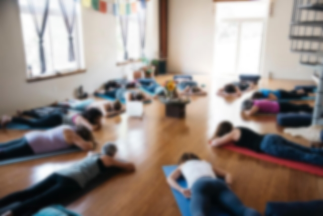 Spark Hatha - A structured class designed to align and calm your body, mind, and spirit. Each class will build up to a peak pose with a focus on breath, core, and alignment. All levels welcome!(95-98 degrees)