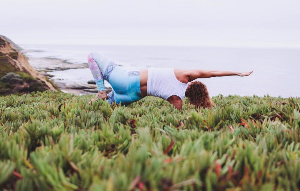 Vinyasa Power Flow - A vigorous workout that develops balance, strength, and flexibility by connecting traditional yoga poses through Vinyasa, or riding breath, that creates non-stop flow from one pose to another