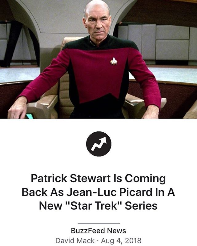 Important news.