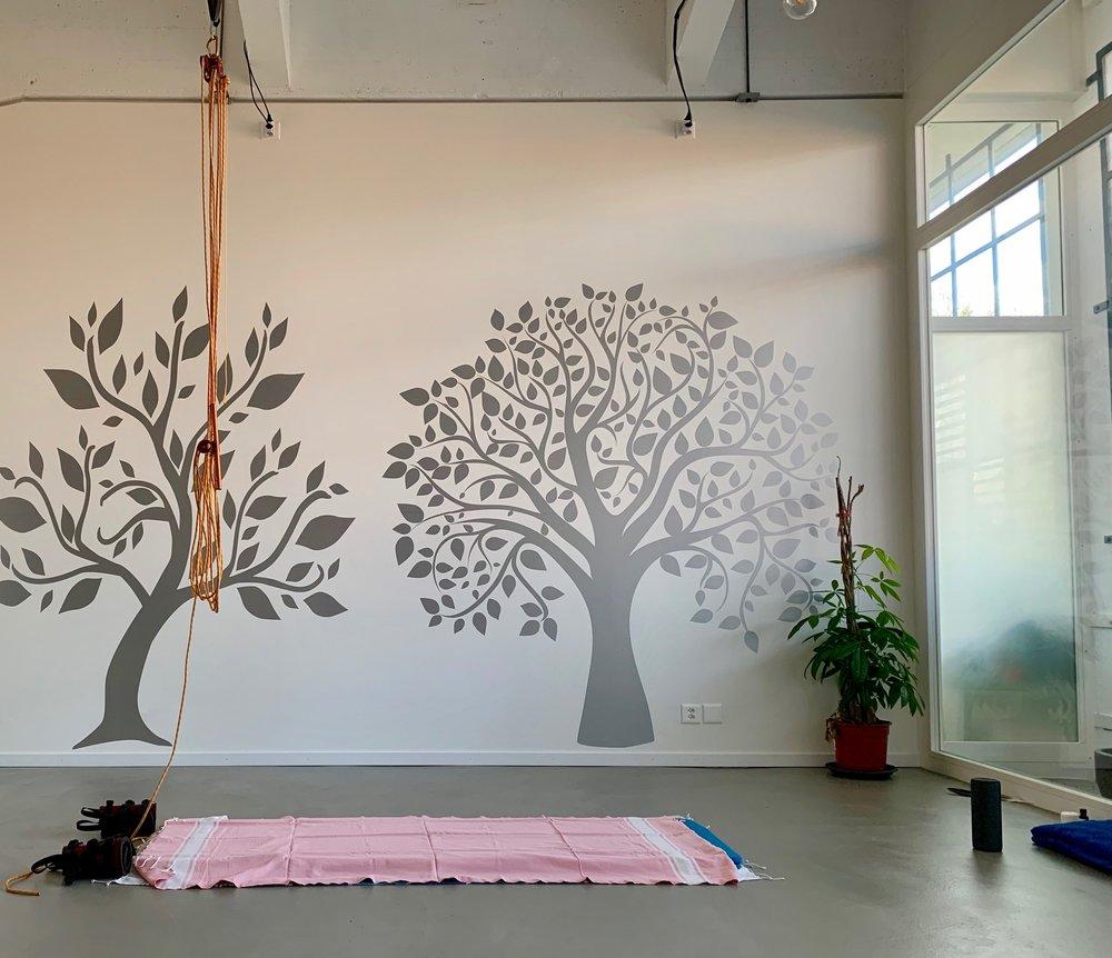 Studio Möhlin - Hang-Free and Chi Nei Tsang