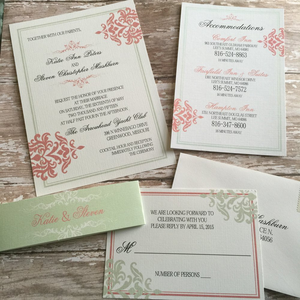 Original wedding stationery designs by two turtles gift co two img1218g stopboris Gallery
