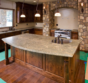 Attrayant Countertop Showroom And Store