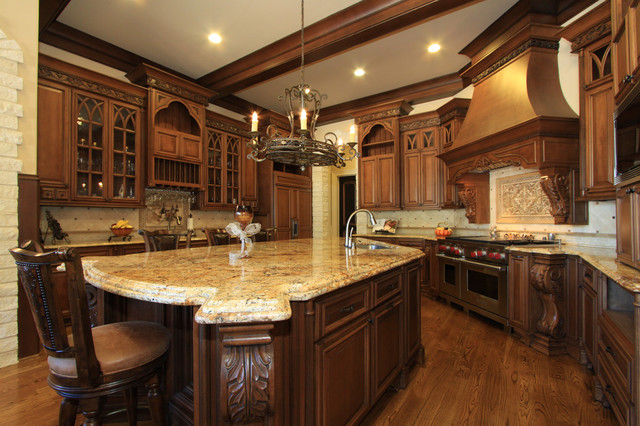 Portfolio milan stoneworks portland countertops for Luxury kitchen designs 2012