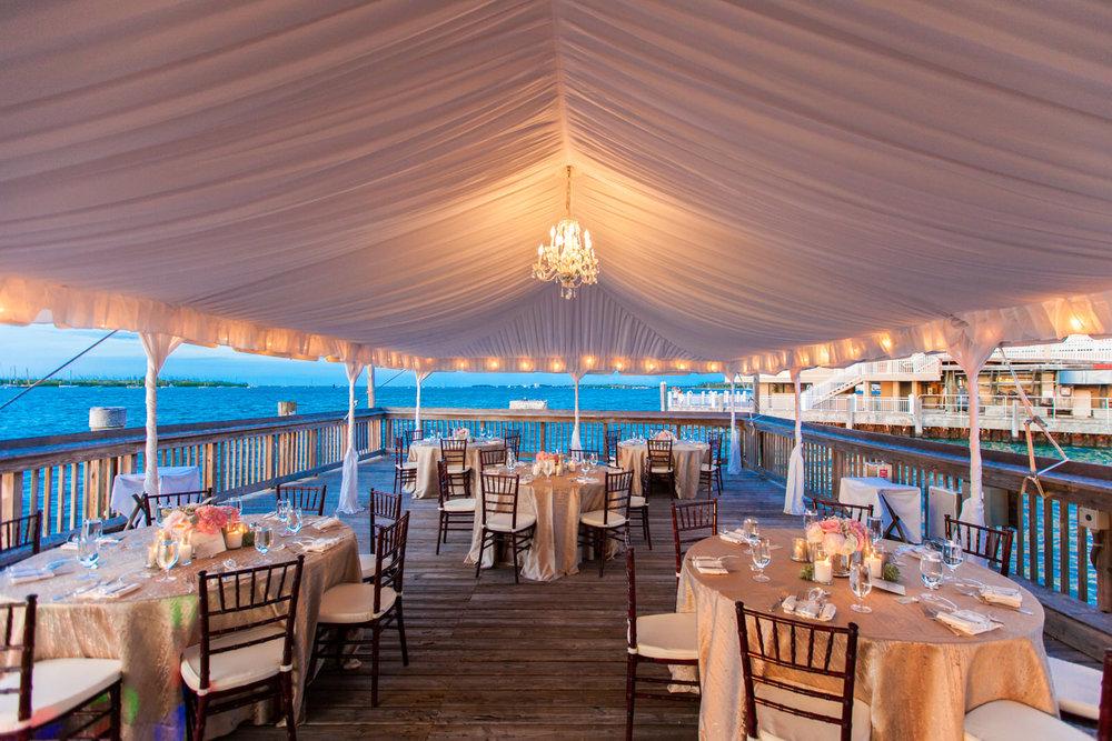 Ocean Key Resort Soiree Key West Weddings