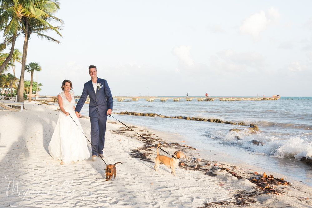 JENNIFER + THOMAS | CASA MARINA RESORT WEDDINGS