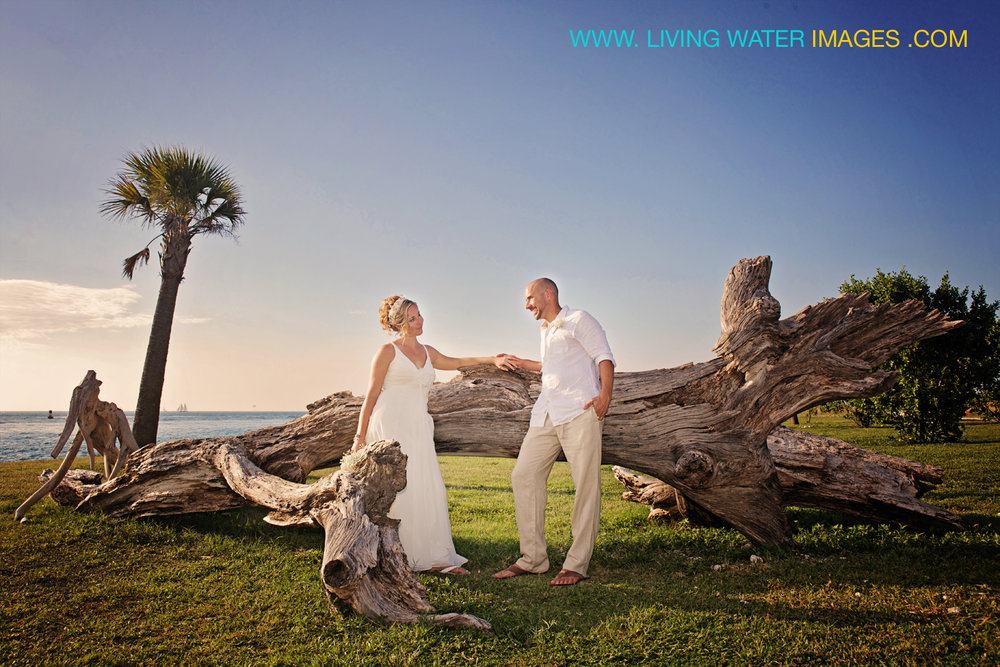 Fort Zachary Taylor Weddings Soiree Key West Wedding Planning