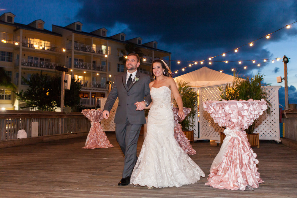TIFFANY + JP | OCEAN KEY RESROT WEDDINGS