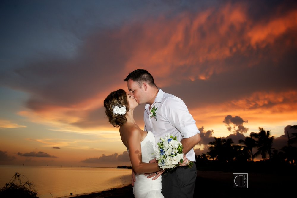 CASEY + JOHN | SMATHERS BEACH KEY WEST WEDDINGS