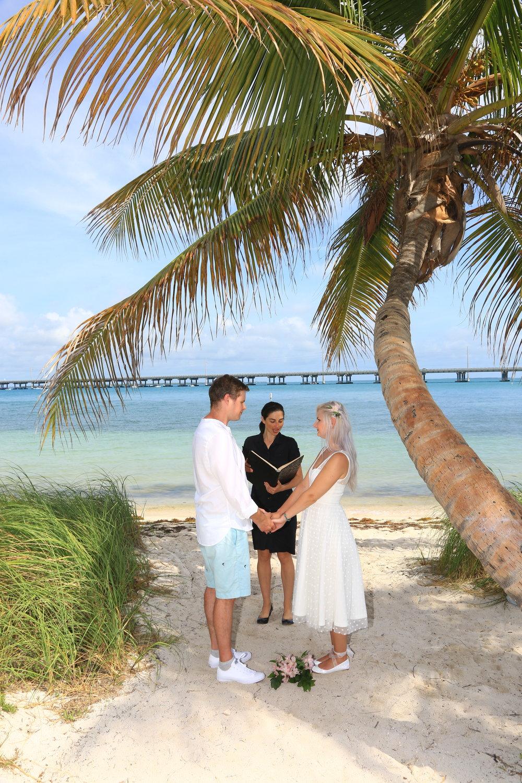 Key West Beach Elopement | Soiree Key West Destination Wedding Planning