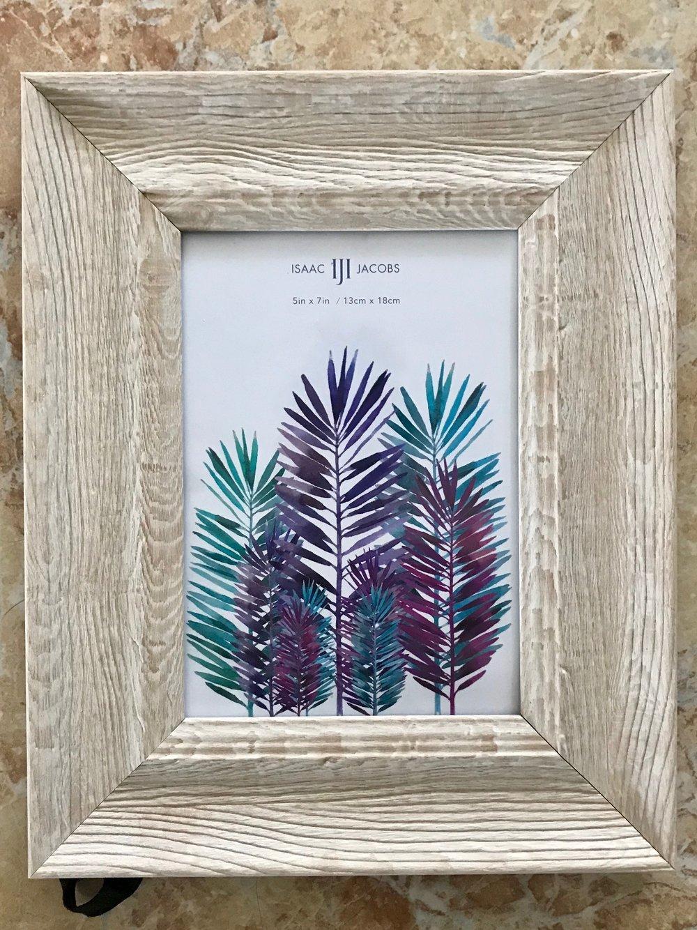 5x7 Wood Frame