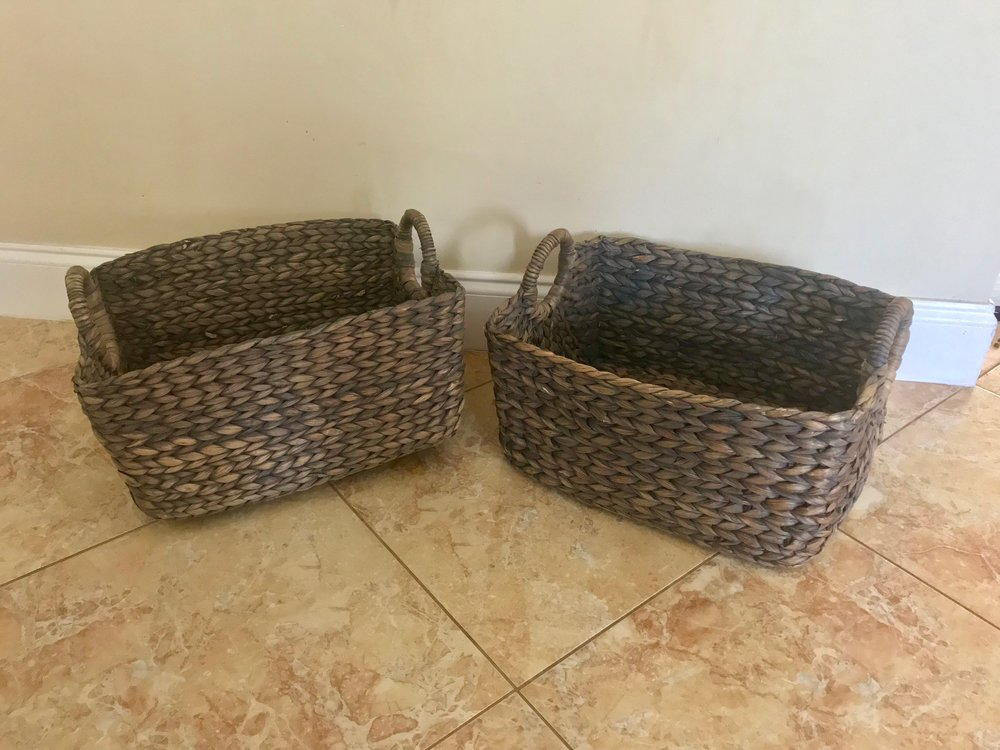 MD Wicker Baskets (2)