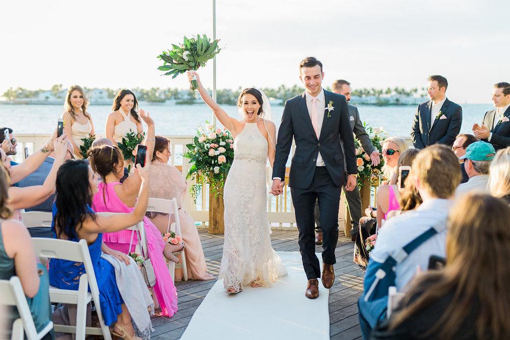 Key West Ocean Key Resort Luxury Wedding_Soiree Key West