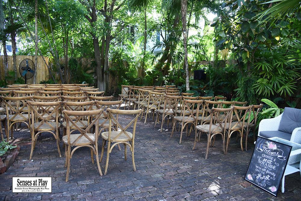 Key West Old Town Manor Garden Wedding_Soiree Key West