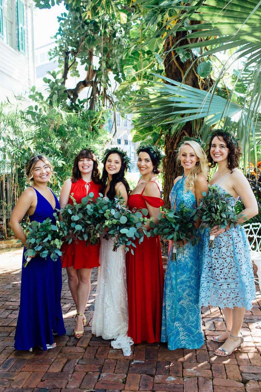 Key West Luxury Garden Wedding_Soiree Key West