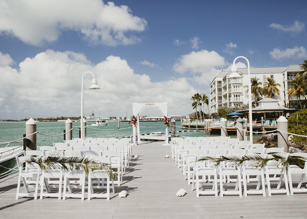 Key West Hyatt Resort Wedding_Soiree Key West