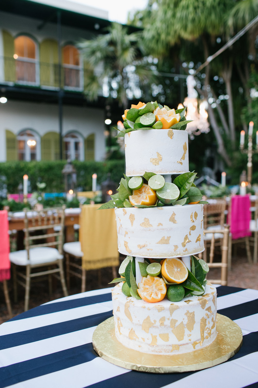 Key West Luxury Garden Wedding_White Klump Photography