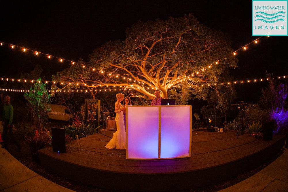 Key West Garden Wedding_Living Water Images