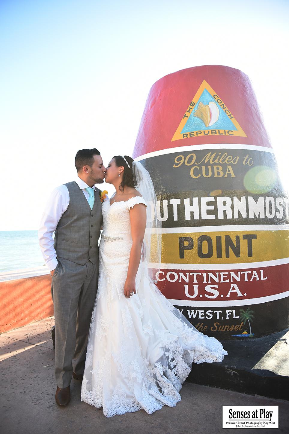 Key West Luxury Margaritaville Resort Wedding