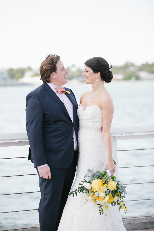 Key West Garden Wedding_Truman Little White House_White Klump Photography