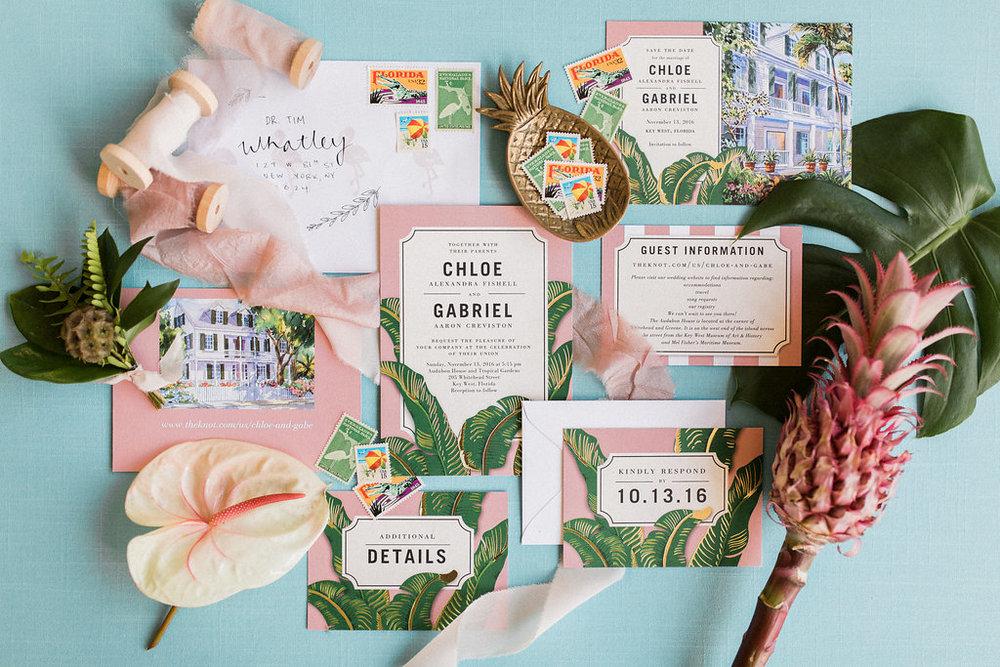 Key West Luxury Garden Wedding_Kaity Brawley Photography