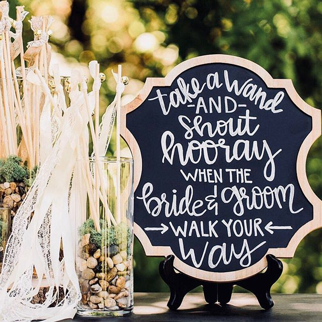 Take a wand and shout hooray when the bride & groom walk your way! 🎉⠀ •⠀ •⠀ •⠀ •⠀ •⠀ #keywestwedding #destinationwedding⠀ #luxurywedding #weddingday  #weddingplanner #eventplanner⠀ #weddingplanning #weddingcoordinator ⠀ #luxuryweddingplanner #destinationweddingplanner #weddingplannerlife⠀ #weddingvibes #eventdesign #weddingstylist #weddinginspiration #weddingideas #weddingdecor #soireekeywest #lifeofaweddingplanner #lifeofaneventplanner #instawedding⠀ #igerswedding