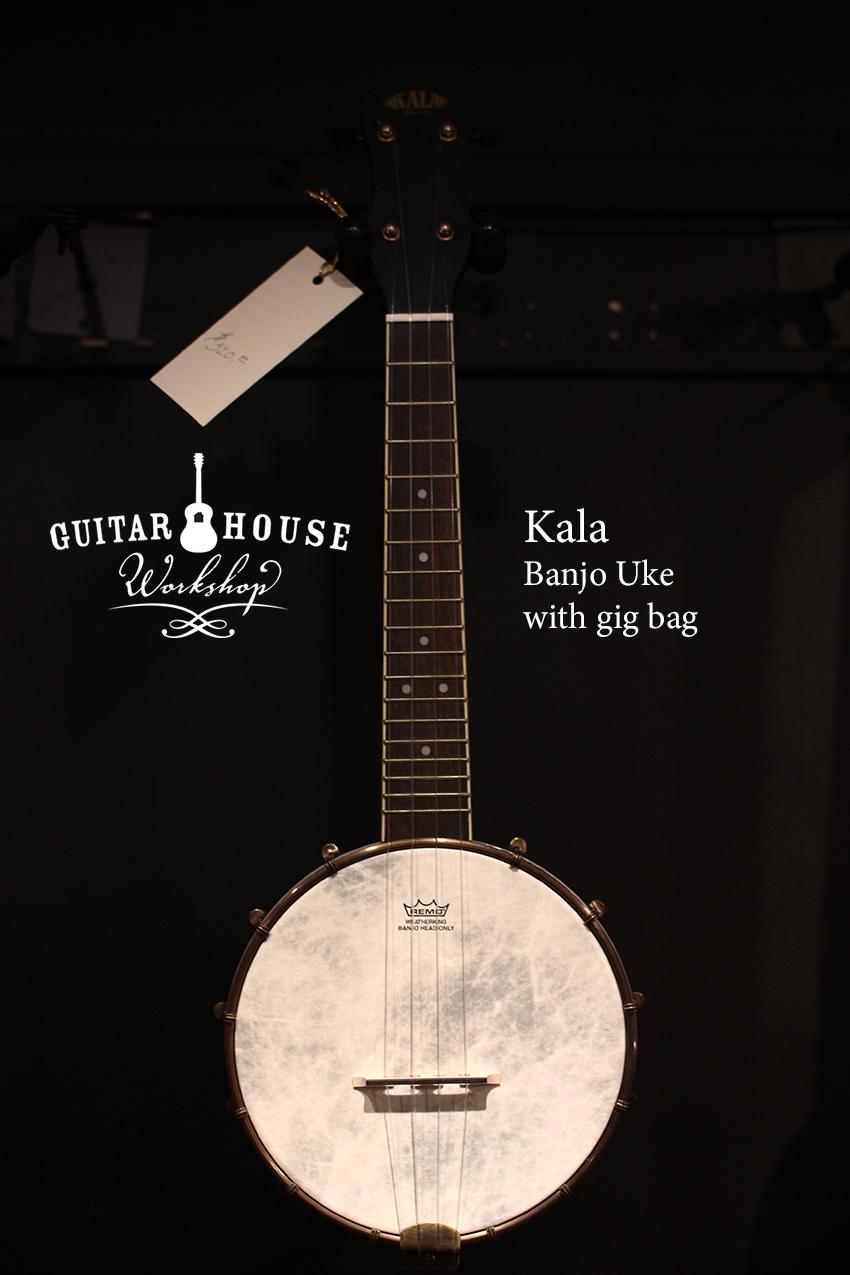 Kala Banjo Uke $320