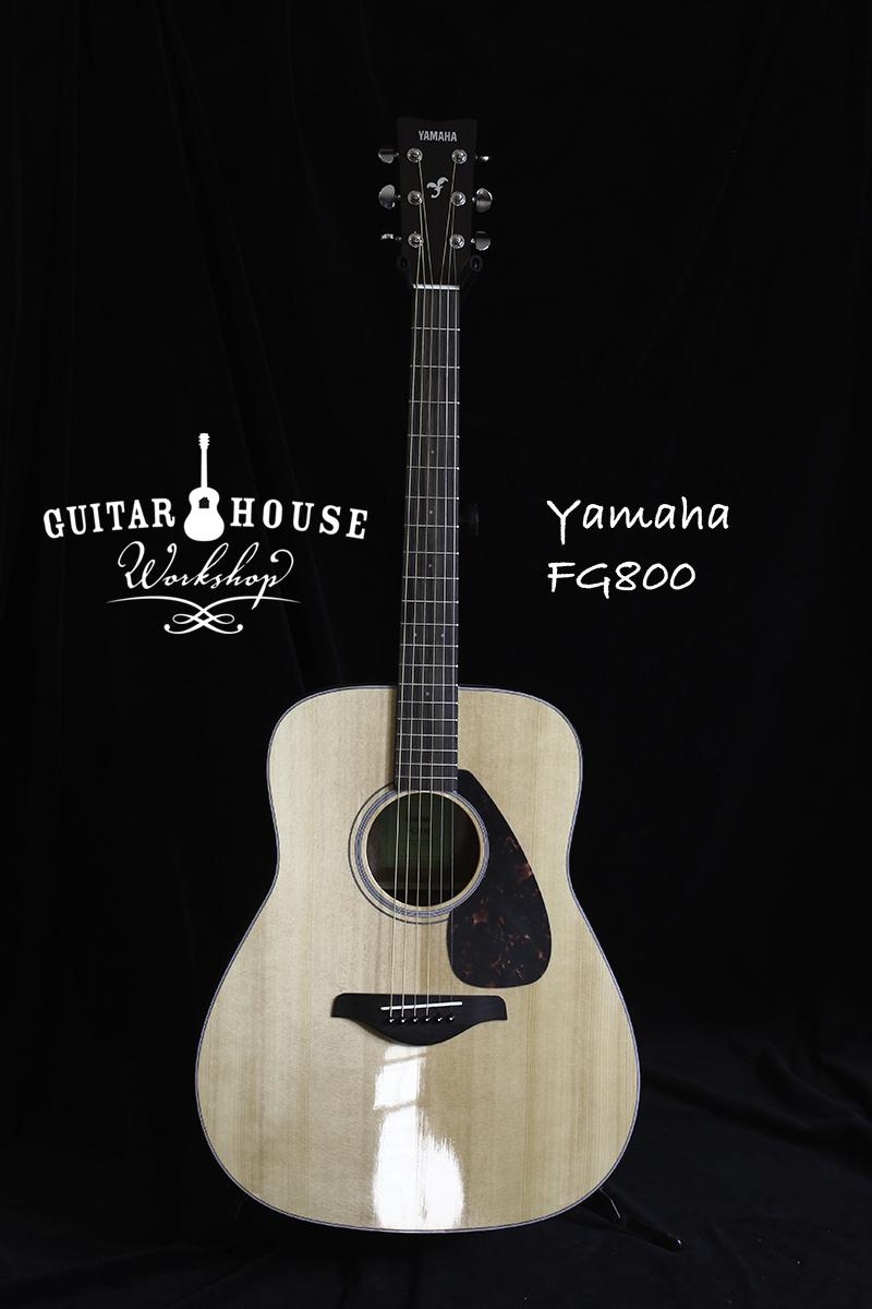 Yamaha FG800 $225