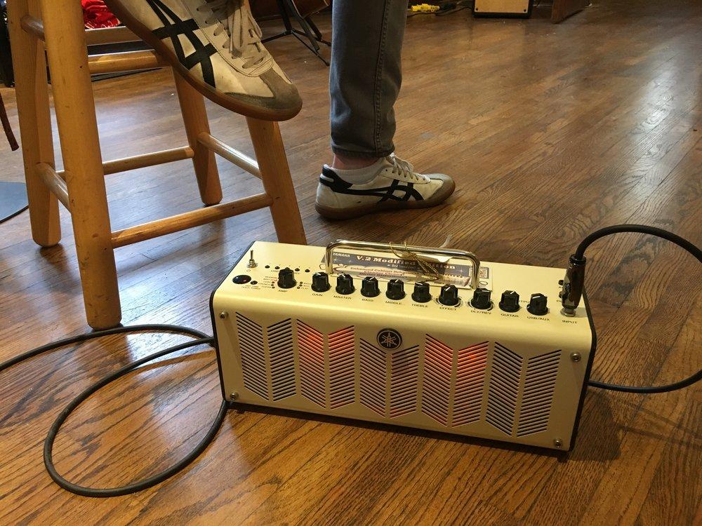 Yamaha THR amps