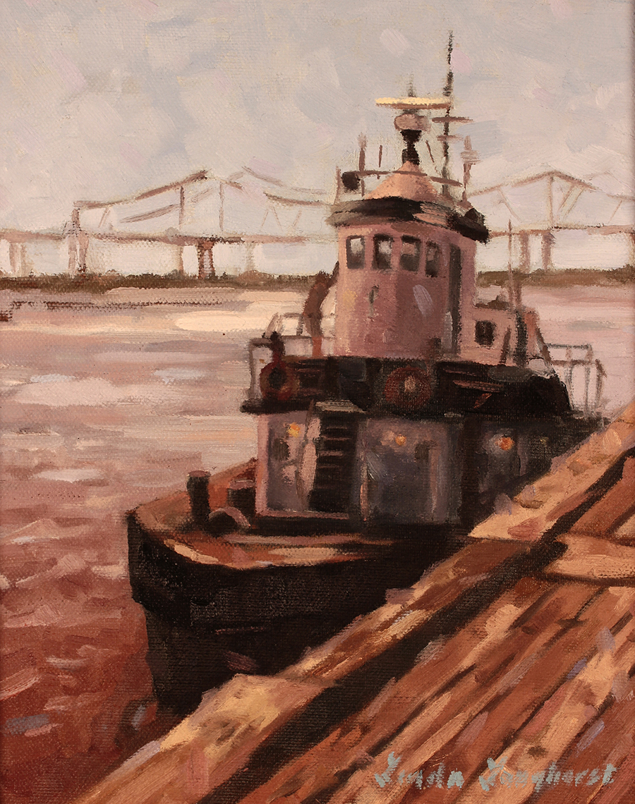 Tugboat, Mississippi