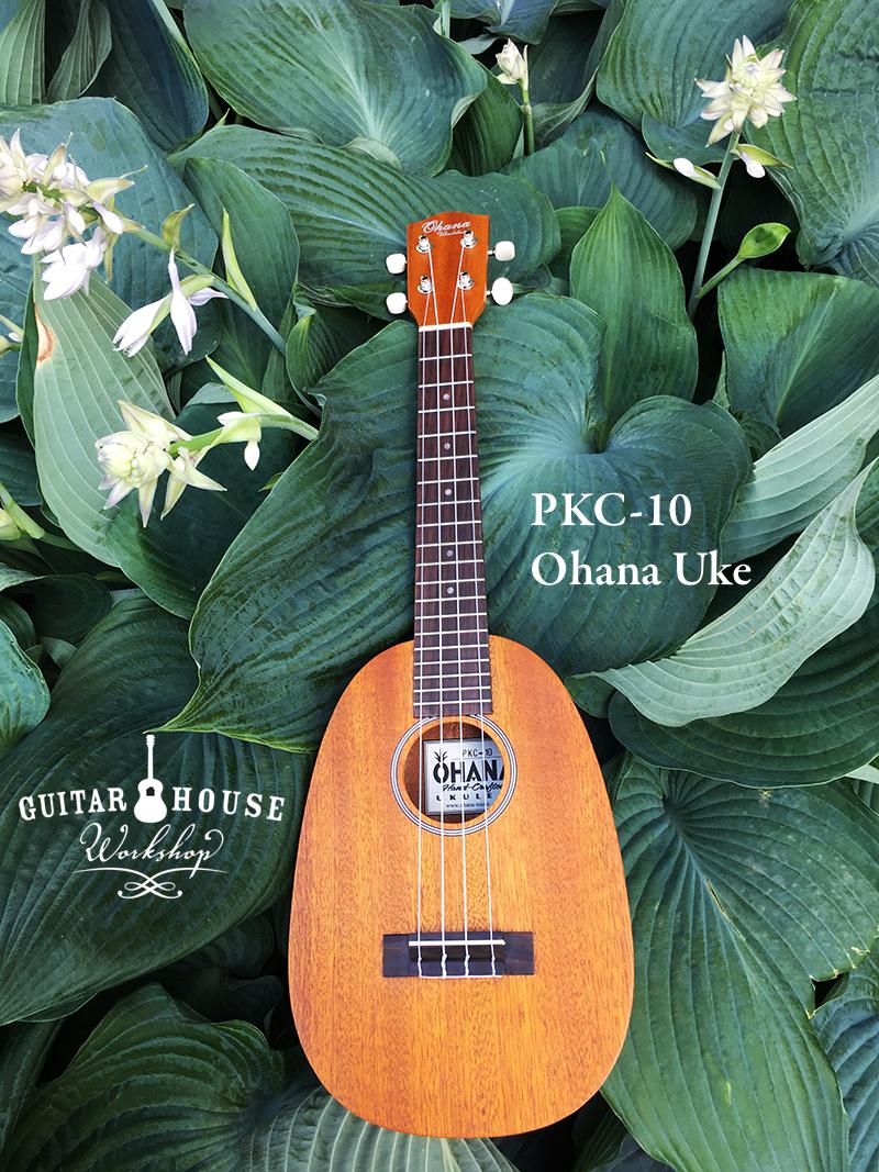 Ohana Pineapple Concert  $120