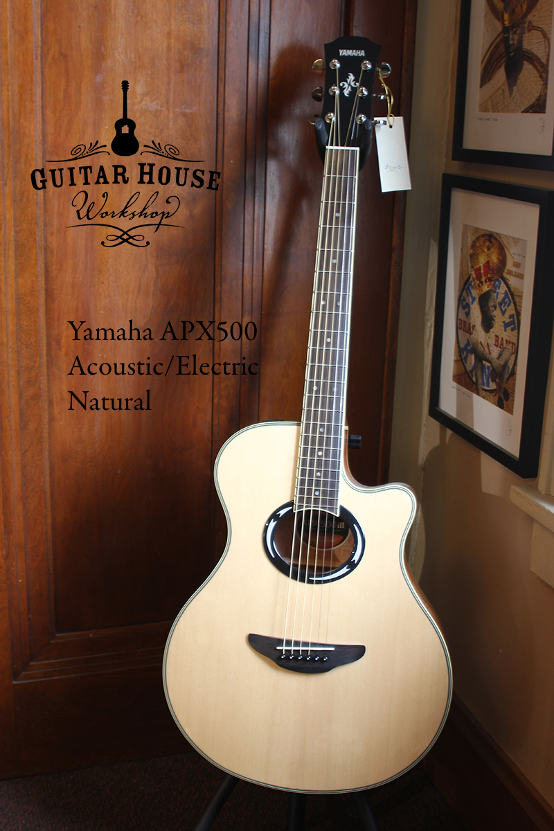 Yamaha APX500  can be ordered