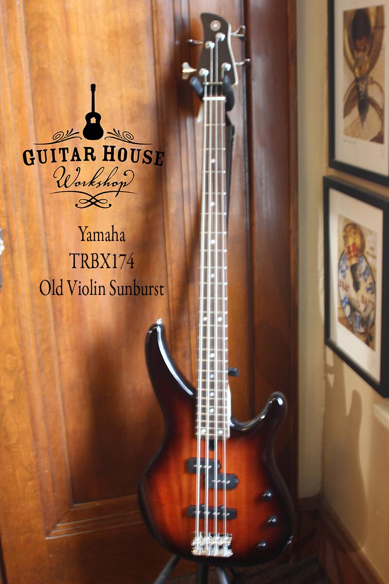 Yamaha TRBX174 OVS  $225