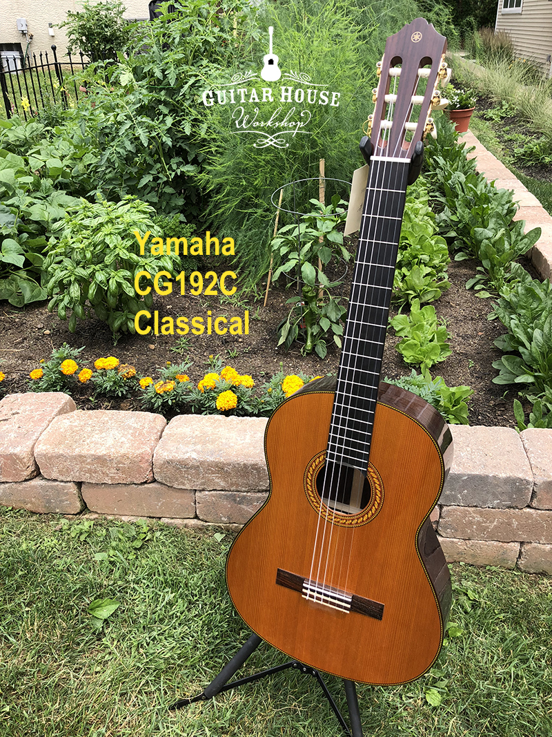Yamaha CG192C  $525