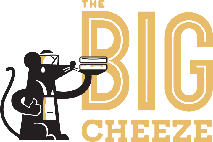 The Big Cheeze Logo - .PNG.AI