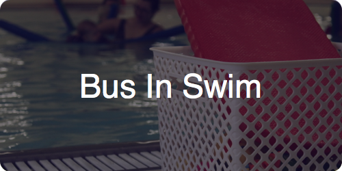 bus in swim