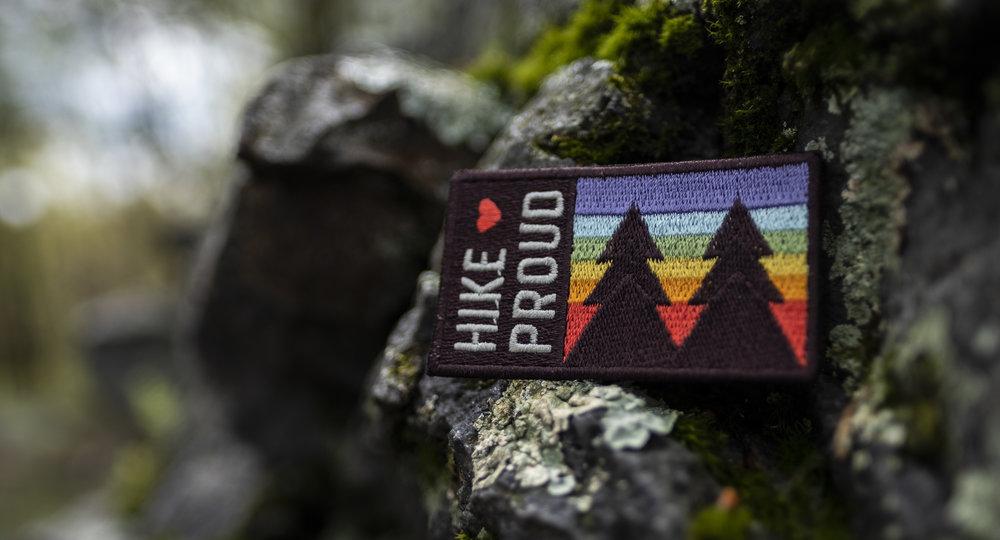 #HikeProud -