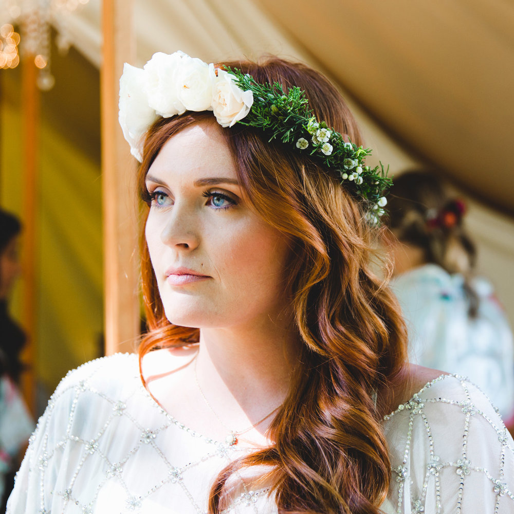 Crowns & Hair Flowers