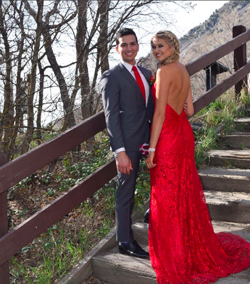 "Kylie: ""I loved getting ready for Prom and being able to spend the night with my friends!"""