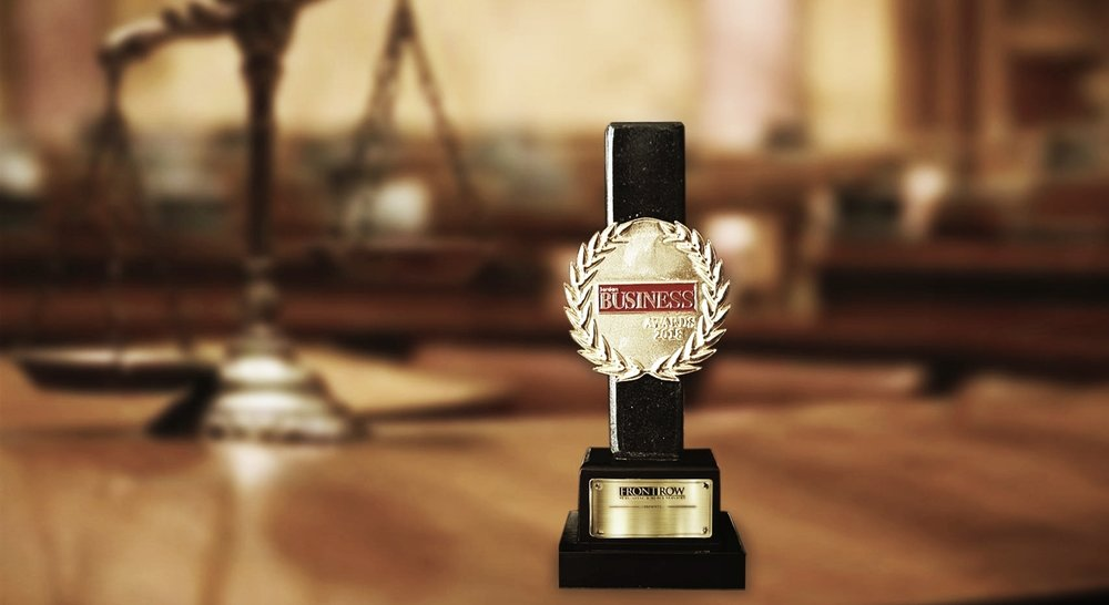 Nabulsi & Associates received the first Jordan Business Award as the Law Firm of the year for 2018