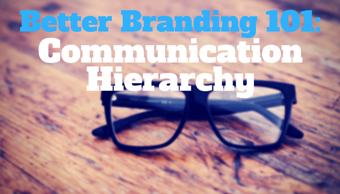 50c5ac988e Communication hierarchy was something I first learned about after studying  the Warby Parker brand.