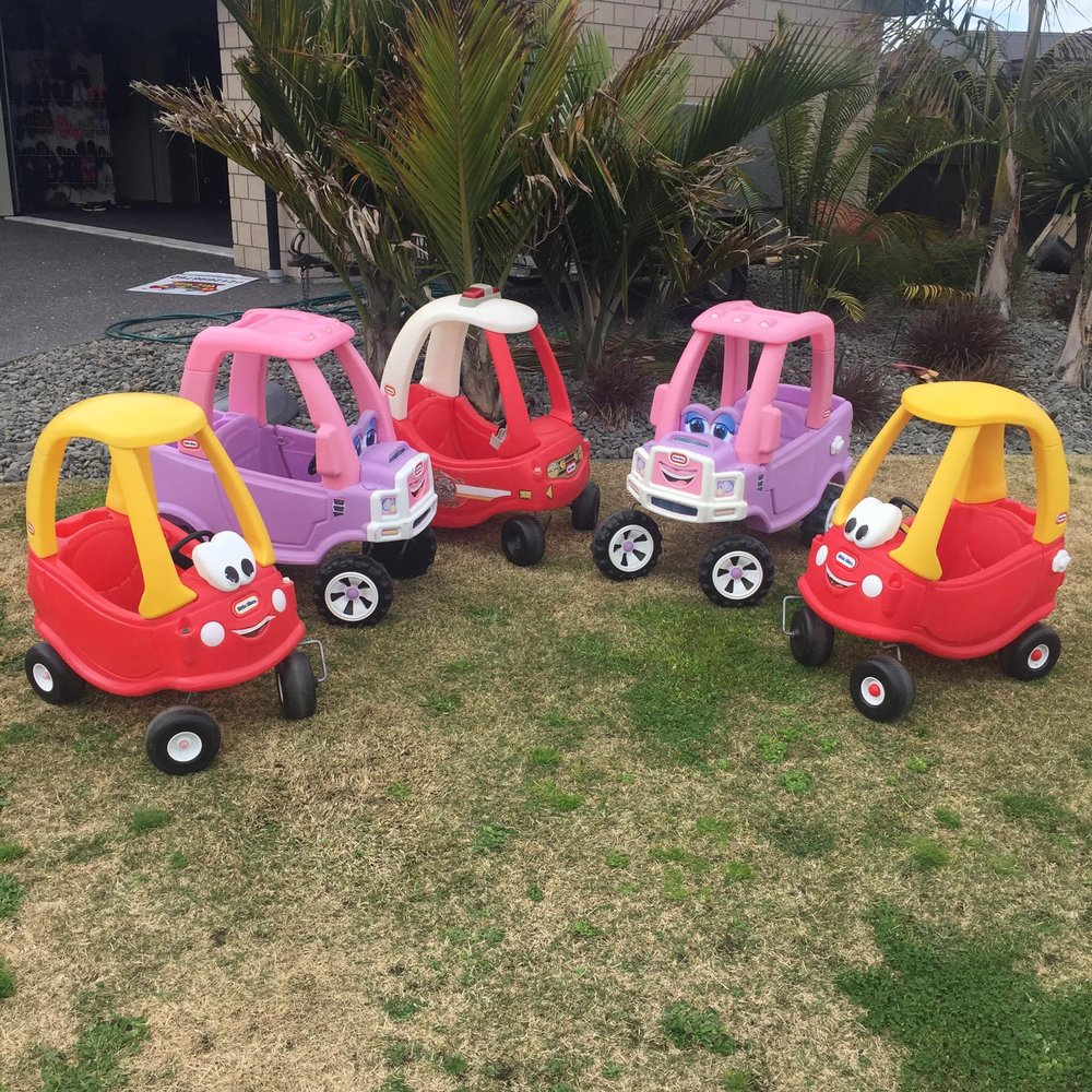 Kiddy cars   daily hire $20 ea