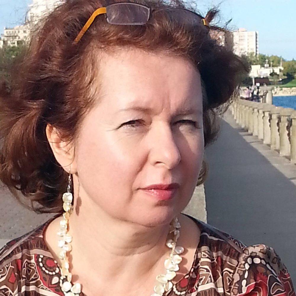 Maryna Svitasheva  Ph.D., RP