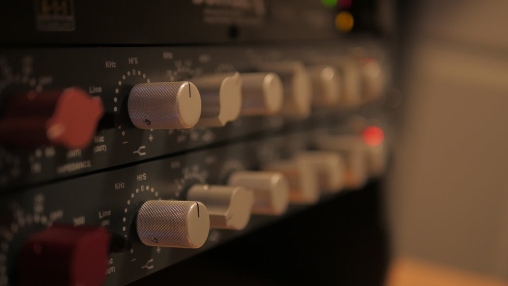 All the knobs