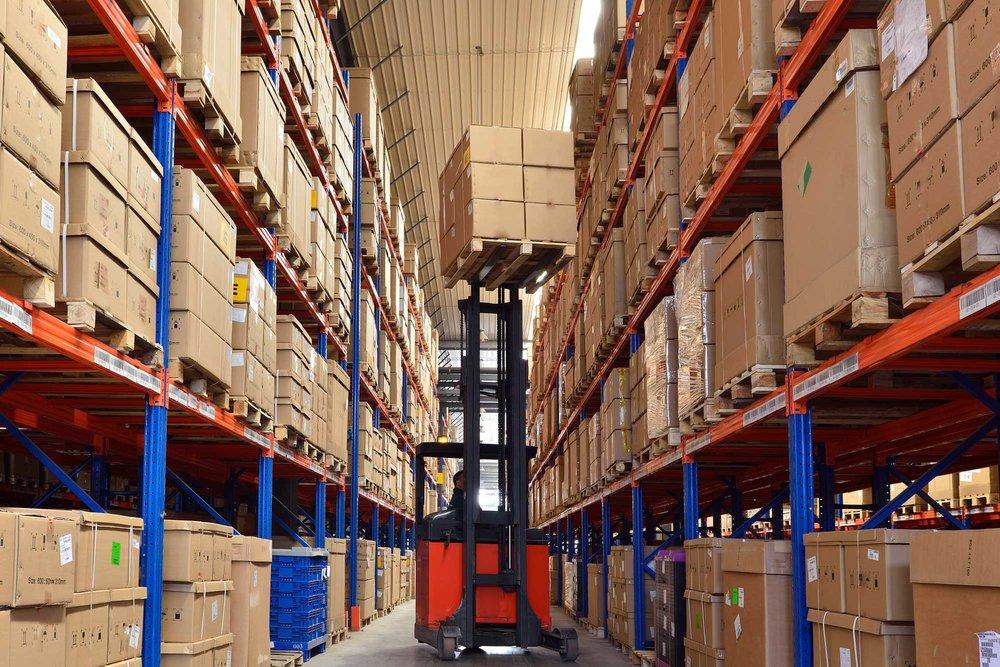 Warehousing Group 82