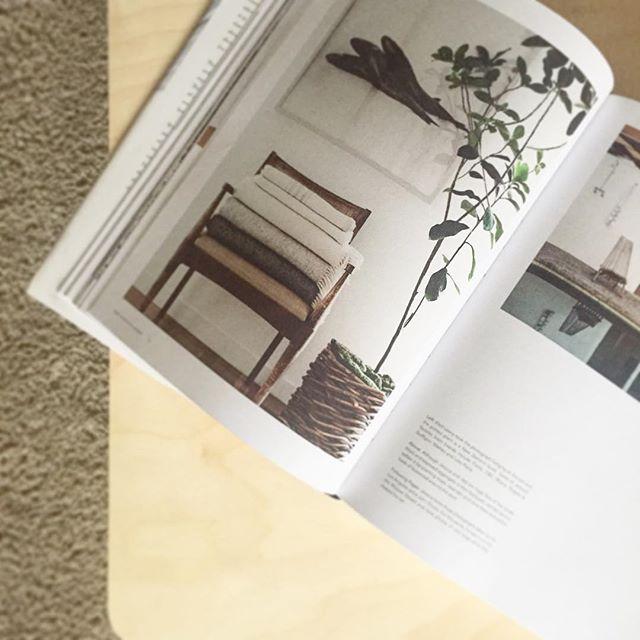 ✨Design inspiration✨ I love flipping through my @kinfolk Home book. . . . . #design #minimalism #minimalist #smallbusiness #graphicdesign #art #create #cleandesign #read #inspiration #motivation #creative #entrepreneur #lifestyle