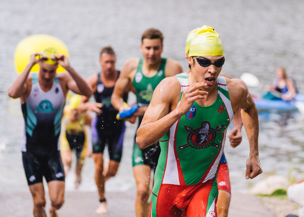 Sprint Distance Non-Draft Triathlon - Age Group Event